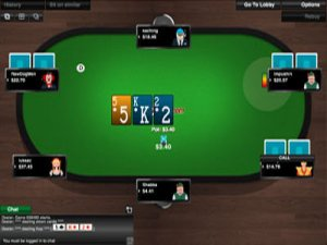 vietbet poker review table screenshot